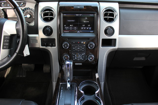 2013 Ford F-150 Platinum Mooresville , NC 25