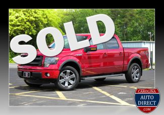 2013 Ford F-150 FX4 Mooresville , NC