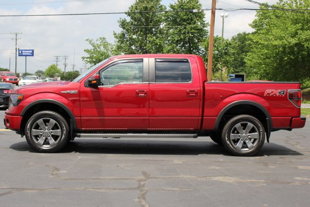 2013 Ford F-150 FX4 Mooresville , NC 3
