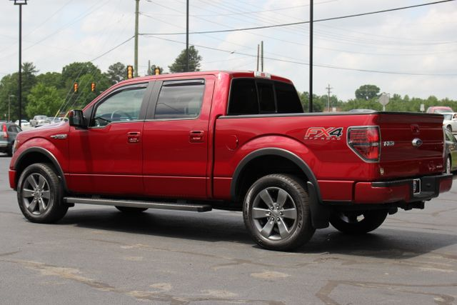 2013 Ford F-150 FX4 Mooresville , NC 4