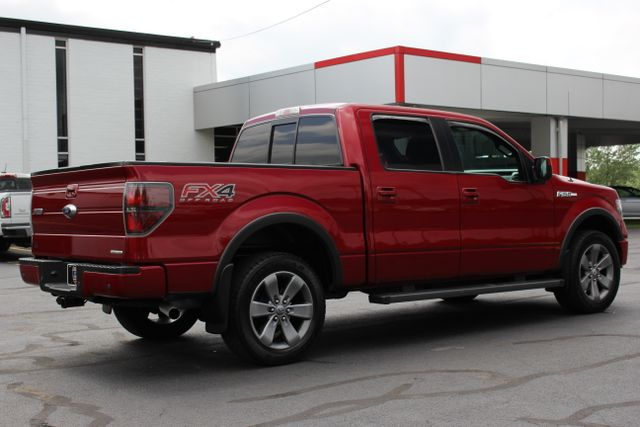 2013 Ford F-150 FX4 Mooresville , NC 7