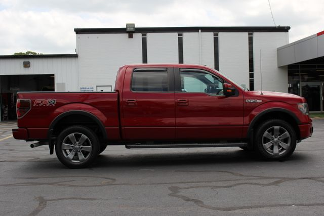 2013 Ford F-150 FX4 Mooresville , NC 8