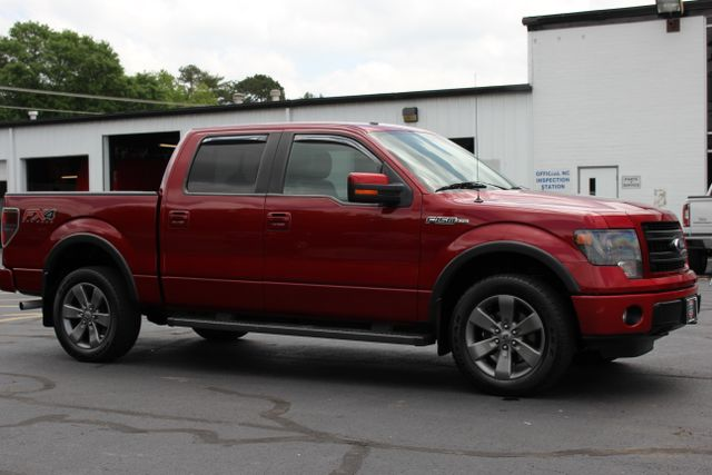 2013 Ford F-150 FX4 Mooresville , NC 9