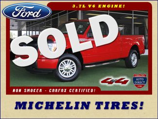 2013 Ford F-150 STX SuperCab 4x4 - MICHELIN TIRES! Mooresville , NC