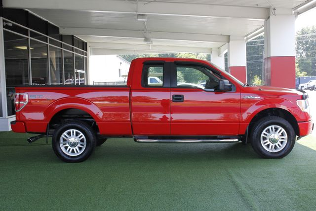 2013 Ford F-150 STX SuperCab 4x4 - MICHELIN TIRES! Mooresville , NC 12