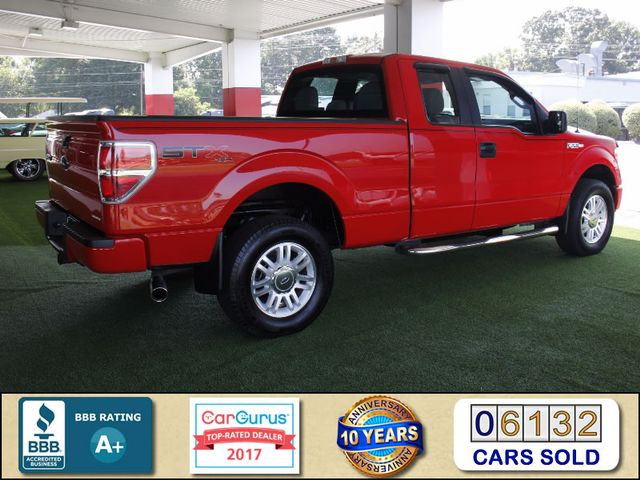 2013 Ford F-150 STX SuperCab 4x4 - MICHELIN TIRES! Mooresville , NC 2