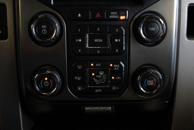 2013 Ford F-150 FX4 Luxury Edition SuperCrew 4X4 - NAV - SUNROOF! Mooresville , NC 34