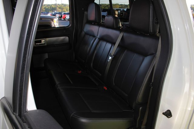 2013 Ford F-150 FX4 Luxury Edition SuperCrew 4X4 - NAV - SUNROOF! Mooresville , NC 12