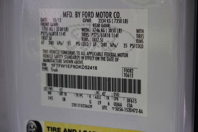 2013 Ford F-150 FX4 Luxury Edition SuperCrew 4X4 - NAV - SUNROOF! Mooresville , NC 41