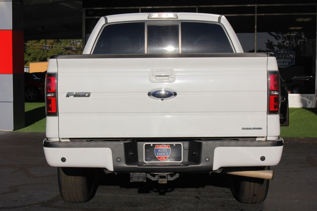 2013 Ford F-150 FX4 Luxury Edition SuperCrew 4X4 - NAV - SUNROOF! Mooresville , NC 18