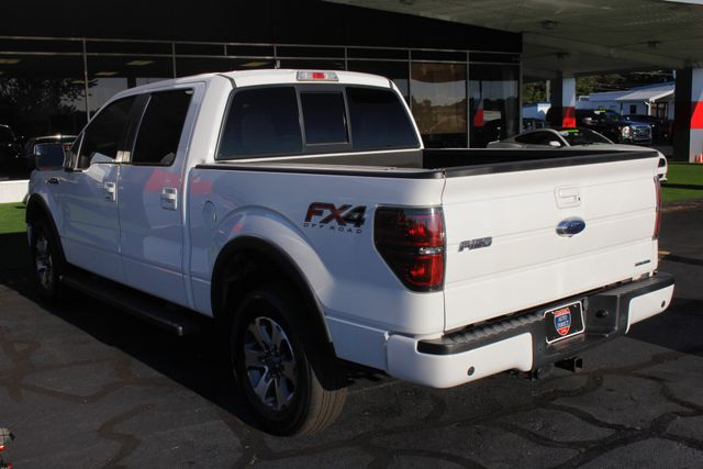 2013 Ford F-150 FX4 Luxury Edition SuperCrew 4X4 - NAV - SUNROOF! Mooresville , NC 27