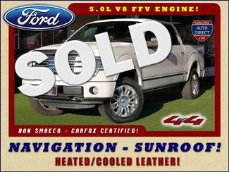 2013 Ford F-150 Platinum SuperCrew 4x4 - NAVIGATION - SUNROOF! Mooresville , NC