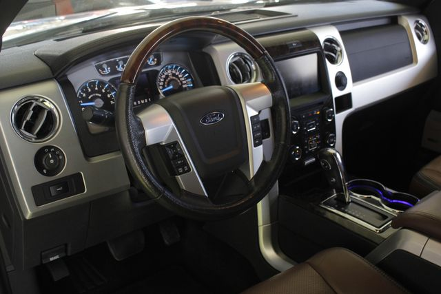 2013 Ford F-150 Platinum SuperCrew 4x4 - NAVIGATION - SUNROOF! Mooresville , NC 28