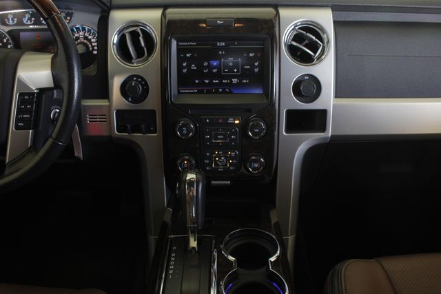 2013 Ford F-150 Platinum SuperCrew 4x4 - NAVIGATION - SUNROOF! Mooresville , NC 10