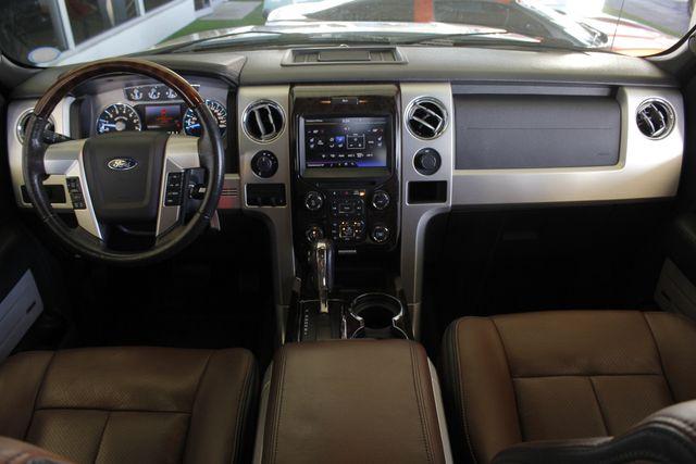 2013 Ford F-150 Platinum SuperCrew 4x4 - NAVIGATION - SUNROOF! Mooresville , NC 27