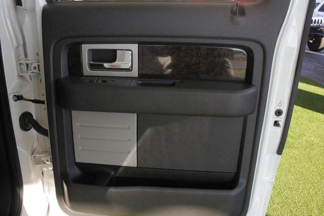 2013 Ford F-150 Platinum SuperCrew 4x4 - NAVIGATION - SUNROOF! Mooresville , NC 47