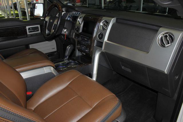 2013 Ford F-150 Platinum SuperCrew 4x4 - NAVIGATION - SUNROOF! Mooresville , NC 29