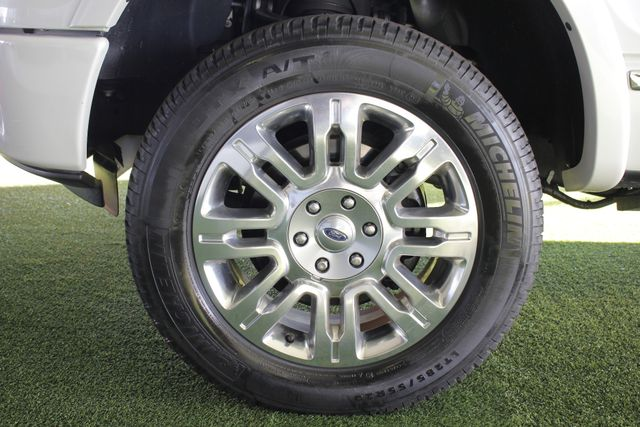 2013 Ford F-150 Platinum SuperCrew 4x4 - NAVIGATION - SUNROOF! Mooresville , NC 21