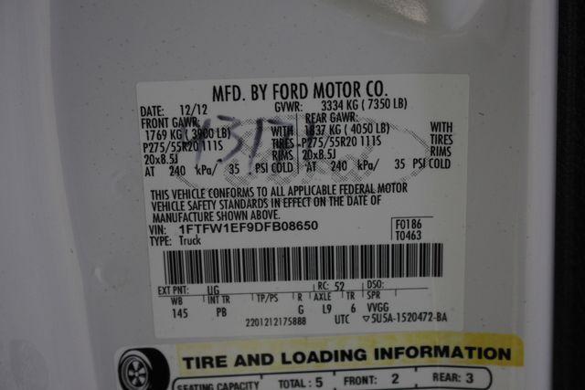 2013 Ford F-150 Platinum SuperCrew 4x4 - NAVIGATION - SUNROOF! Mooresville , NC 50