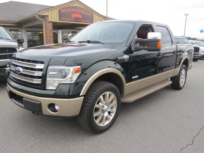 2013 Ford F-150 King Ranch | Mooresville, NC | Mooresville Motor Company in Mooresville NC