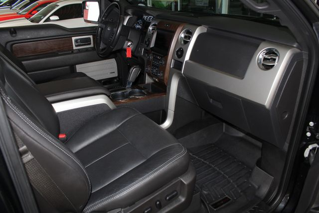 2013 Ford F-150 LARIAT LUXURY SuperCrew 4x4 OFF ROAD  - SUNROOF! Mooresville , NC 33