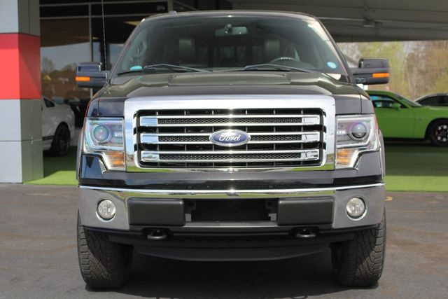 2013 Ford F-150 LARIAT LUXURY SuperCrew 4x4 OFF ROAD  - SUNROOF! Mooresville , NC 16