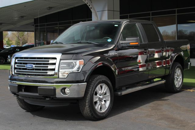 2013 Ford F-150 LARIAT LUXURY SuperCrew 4x4 OFF ROAD  - SUNROOF! Mooresville , NC 24