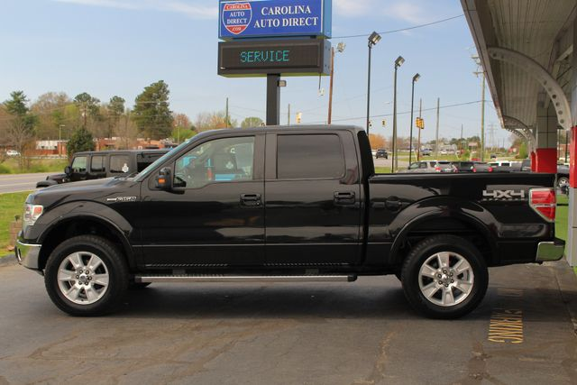 2013 Ford F-150 LARIAT LUXURY SuperCrew 4x4 OFF ROAD  - SUNROOF! Mooresville , NC 15