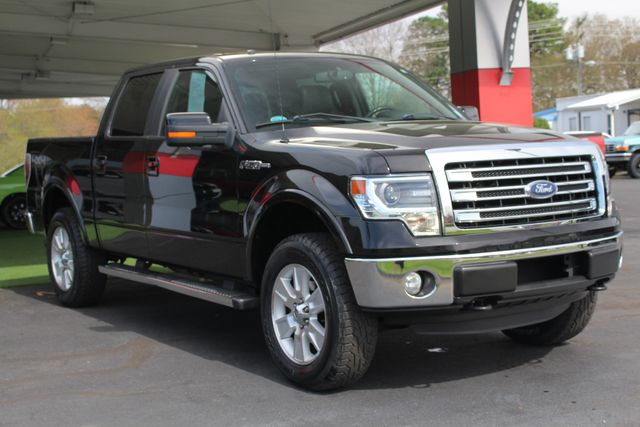 2013 Ford F-150 LARIAT LUXURY SuperCrew 4x4 OFF ROAD  - SUNROOF! Mooresville , NC 23