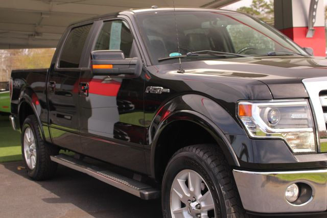 2013 Ford F-150 LARIAT LUXURY SuperCrew 4x4 OFF ROAD  - SUNROOF! Mooresville , NC 25