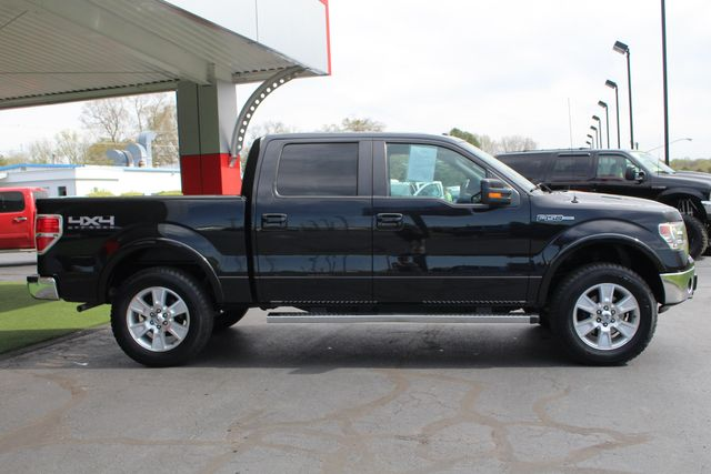 2013 Ford F-150 LARIAT LUXURY SuperCrew 4x4 OFF ROAD  - SUNROOF! Mooresville , NC 14