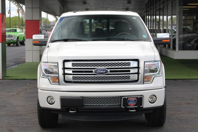2013 Ford F-150 Platinum SuperCrew 6.5' Bed 4x4 - NAV - SUNROOF! Mooresville , NC 17