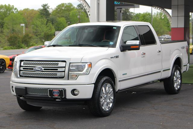 2013 Ford F-150 Platinum SuperCrew 6.5' Bed 4x4 - NAV - SUNROOF! Mooresville , NC 23