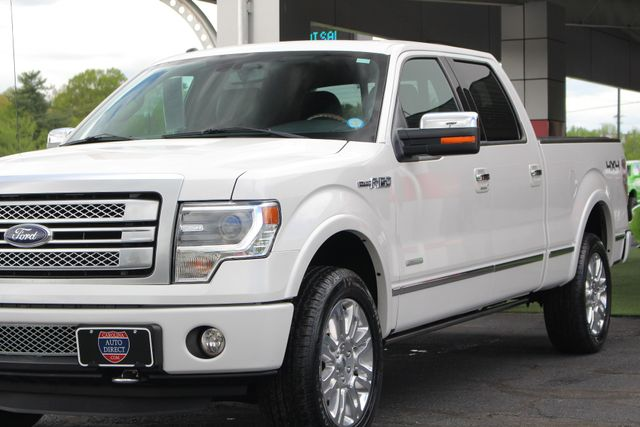 2013 Ford F-150 Platinum SuperCrew 6.5' Bed 4x4 - NAV - SUNROOF! Mooresville , NC 25