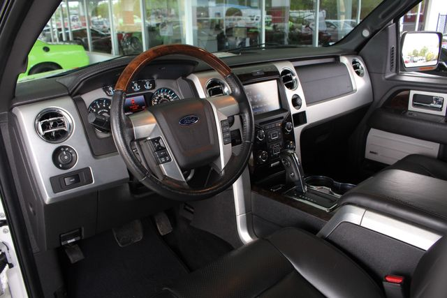 2013 Ford F-150 Platinum SuperCrew 6.5' Bed 4x4 - NAV - SUNROOF! Mooresville , NC 31