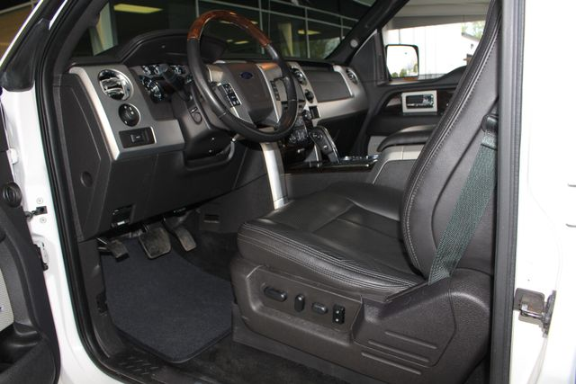 2013 Ford F-150 Platinum SuperCrew 6.5' Bed 4x4 - NAV - SUNROOF! Mooresville , NC 30