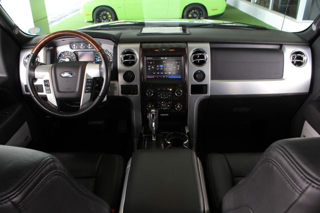 2013 Ford F-150 Platinum SuperCrew 6.5' Bed 4x4 - NAV - SUNROOF! Mooresville , NC 29
