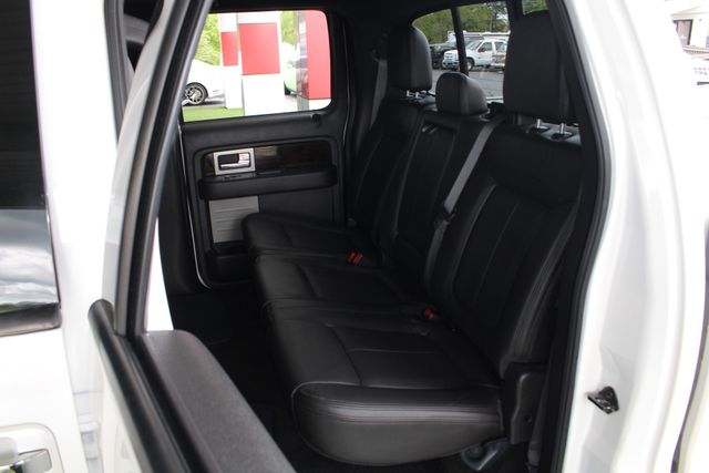 2013 Ford F-150 Platinum SuperCrew 6.5' Bed 4x4 - NAV - SUNROOF! Mooresville , NC 12
