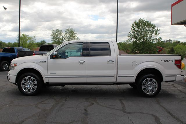 2013 Ford F-150 Platinum SuperCrew 6.5' Bed 4x4 - NAV - SUNROOF! Mooresville , NC 16