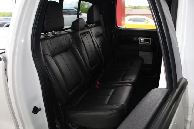 2013 Ford F-150 Platinum SuperCrew 6.5' Bed 4x4 - NAV - SUNROOF! Mooresville , NC 13