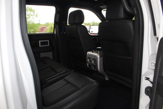 2013 Ford F-150 Platinum SuperCrew 6.5' Bed 4x4 - NAV - SUNROOF! Mooresville , NC 40