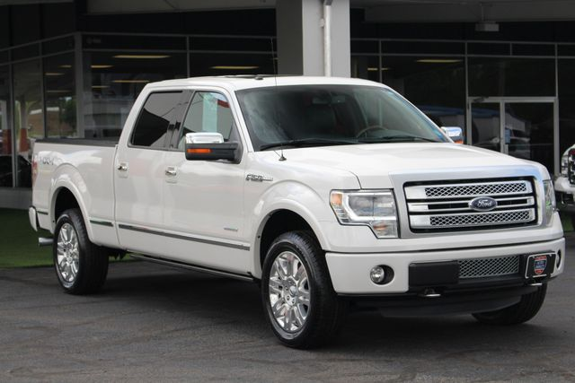 2013 Ford F-150 Platinum SuperCrew 6.5' Bed 4x4 - NAV - SUNROOF! Mooresville , NC 22