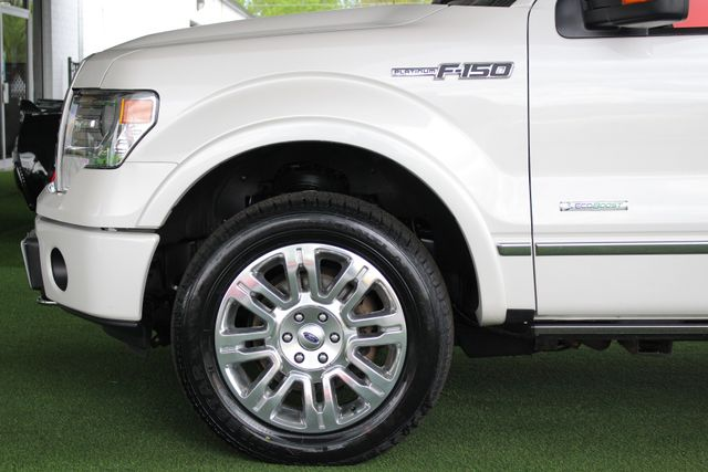 2013 Ford F-150 Platinum SuperCrew 6.5' Bed 4x4 - NAV - SUNROOF! Mooresville , NC 20