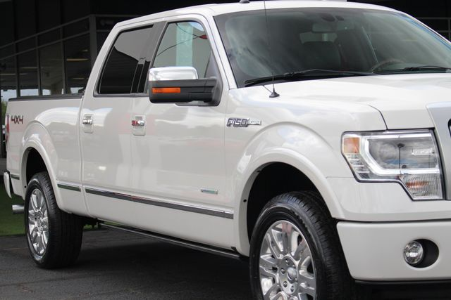2013 Ford F-150 Platinum SuperCrew 6.5' Bed 4x4 - NAV - SUNROOF! Mooresville , NC 24