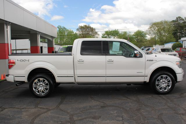 2013 Ford F-150 Platinum SuperCrew 6.5' Bed 4x4 - NAV - SUNROOF! Mooresville , NC 15