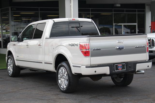 2013 Ford F-150 Platinum SuperCrew 6.5' Bed 4x4 - NAV - SUNROOF! Mooresville , NC 27
