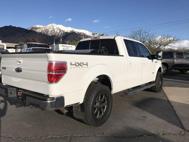 2013 Ford F-150 Limited Ogden, Utah 5