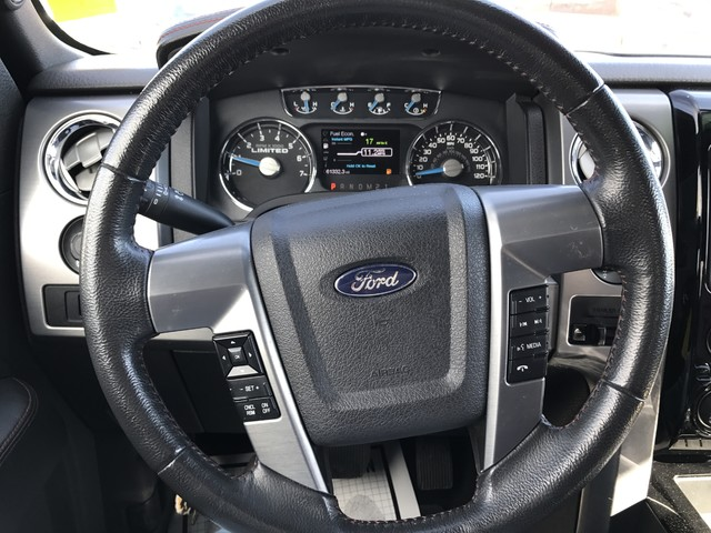 2013 Ford F-150 Limited Ogden, Utah 19