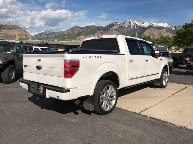 2013 Ford F-150 Limited Ogden, Utah 4