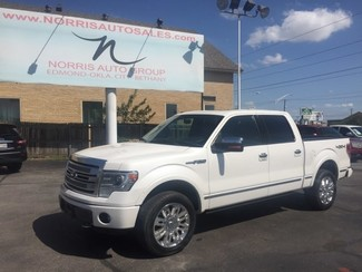 2013 Ford F-150 Platinum | OKC, OK | Norris Auto Sales in Oklahoma City OK